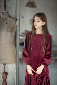 Woodland Dress - Amelie et Sophie