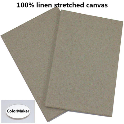 Blank Stretched Canvas Frame