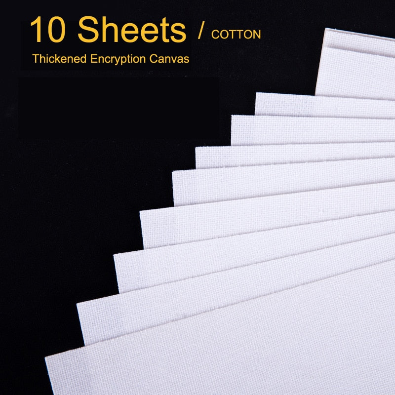 10 Sheets Cotton