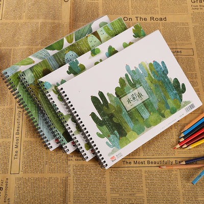 Watercolor Canvas Pad