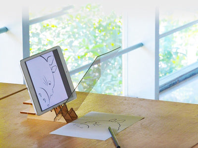 Indraw Sketch Easel Desk