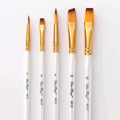 5Pcs Art Paint Brush Set