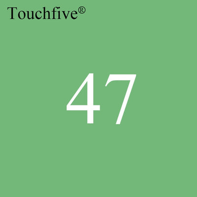 Touchfive Optional Color Dual Head Art Markers