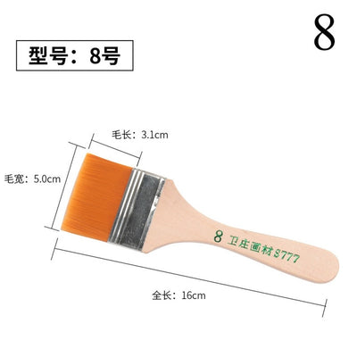 High Quality Nylon Paint Brush