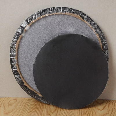 Round Blank Screen Canvas Board