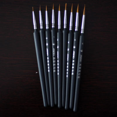 Line Pen Fine Paint Brush