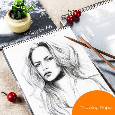 A4 Paper Painting Drawing Paper