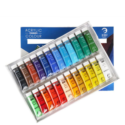 15ML Acrylic Paint For Fabric