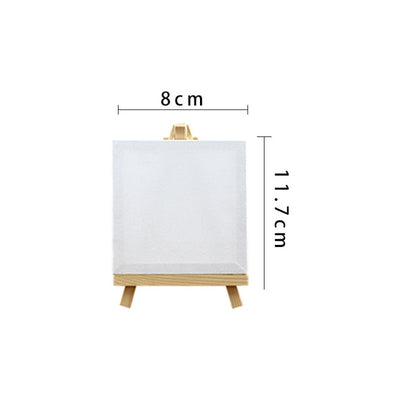Mini Pocket Small Wooden Easel