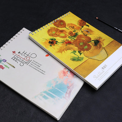 1pcs Sketch Book for Drawing