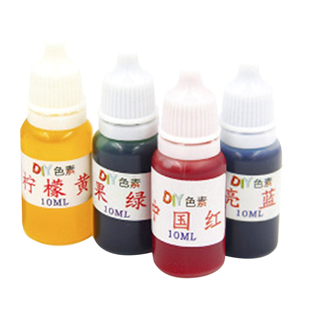 4pcs Soap Colorant Painting