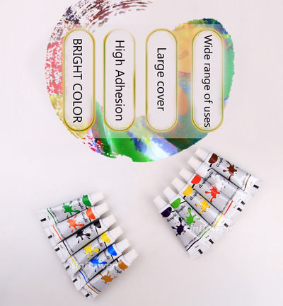 Acrylic Paint Set Color Painting