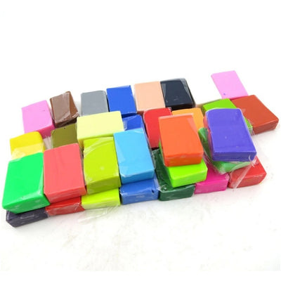Polymer Oven Bake Clay Block
