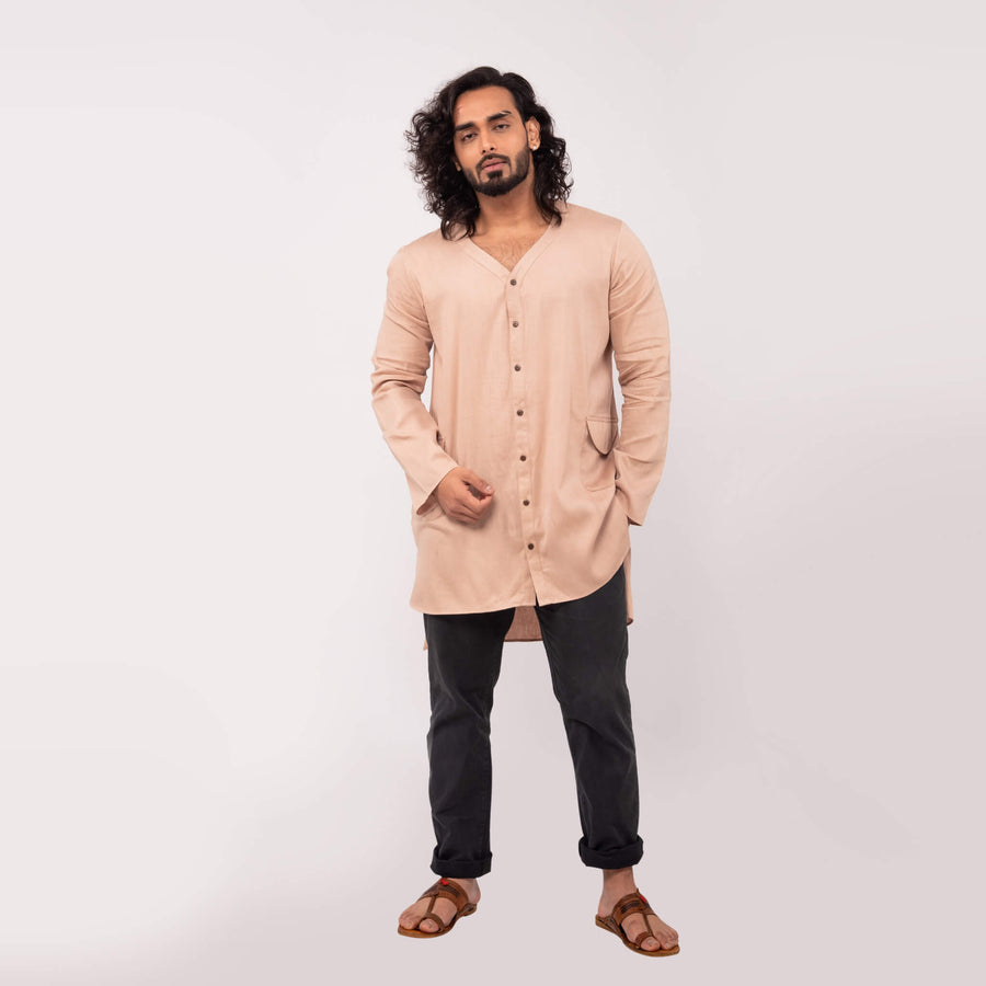 The Countryside Kurta - NOMH