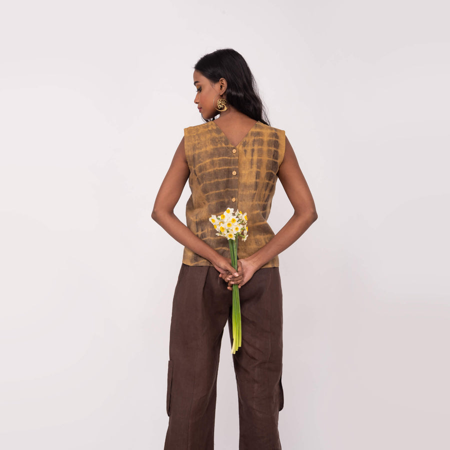 The Marigold Top - NOMH