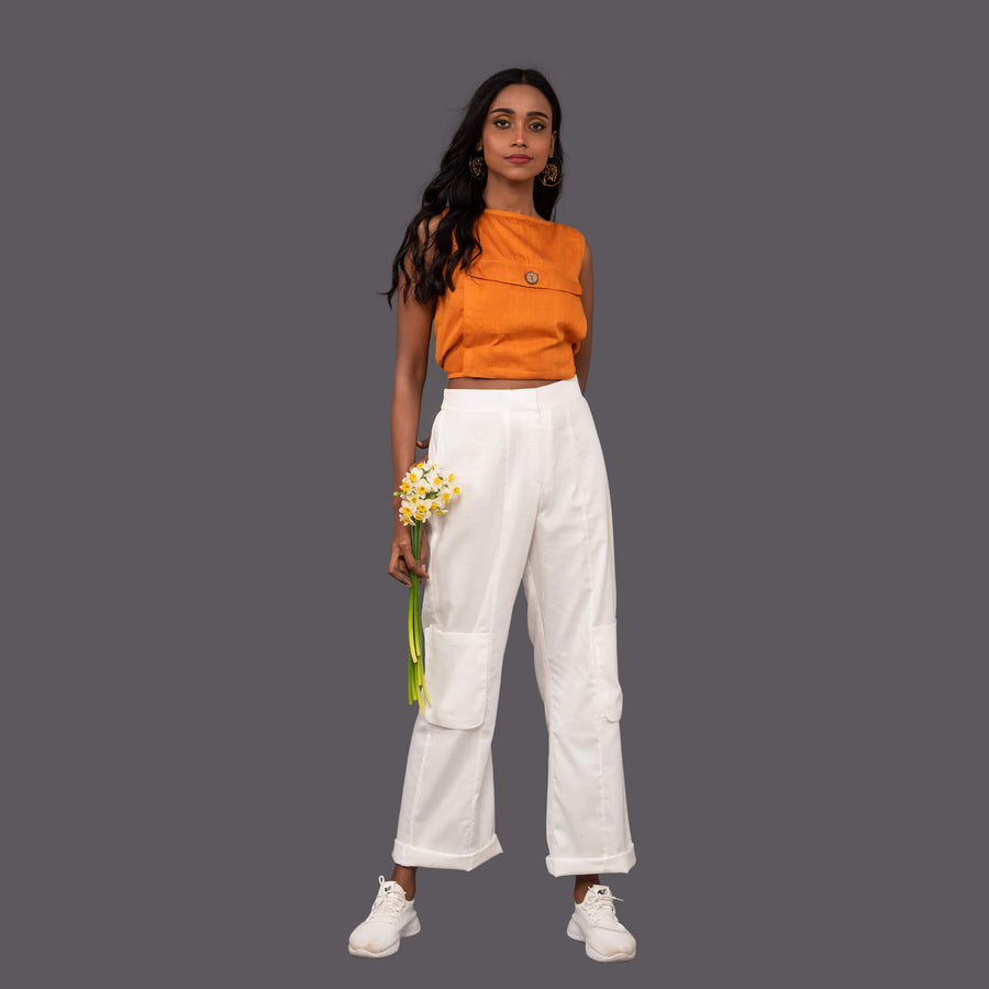 Loose Fit Pants - NOMH