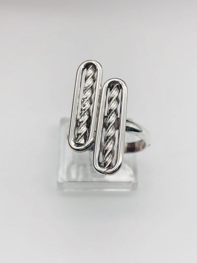 .925  Sterling Silver Fashion Ring
