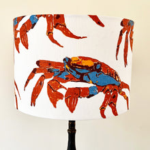 Load image into Gallery viewer, Crab Lampshade