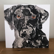 Load image into Gallery viewer, 'Rosie' Labrador Card