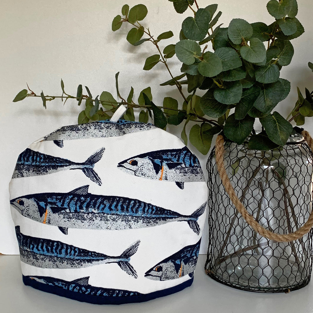Mackerel Tea Cosy