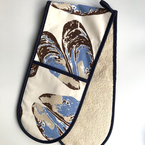 Mussel Double Oven Glove