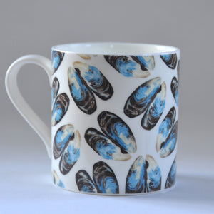 Mussel Bone China Mug
