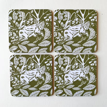 Load image into Gallery viewer, Field Hare Coasters