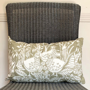 Field Pheasant Cushion
