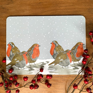 Robin Trio Placemat
