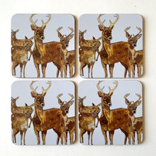 Load image into Gallery viewer, Stag Coasters