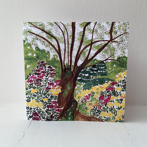 Stody Lodge Garden Card