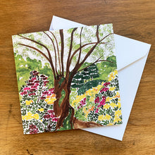 Load image into Gallery viewer, Stody Lodge Garden Card