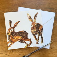 Load image into Gallery viewer, Hare Card
