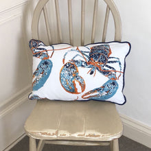 Load image into Gallery viewer, Lobster Cushion