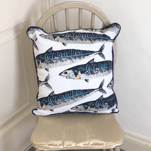 Load image into Gallery viewer, Mackerel Cushion