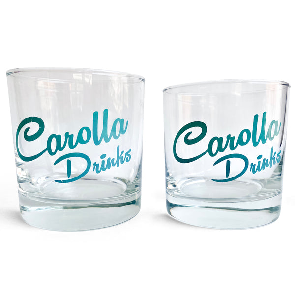 Carolla Drinks Cocktail Glasses (2 set)