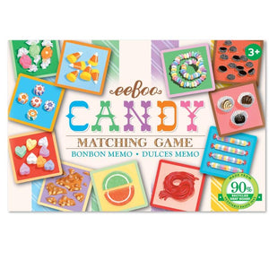 Matching and Memory Games