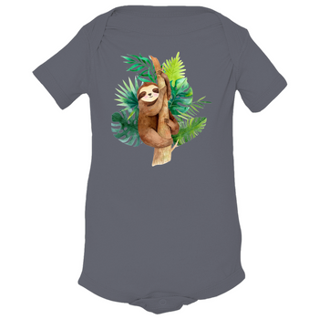 Adorable baby animal onesie - Baby sloth - Perfect gift for newborn