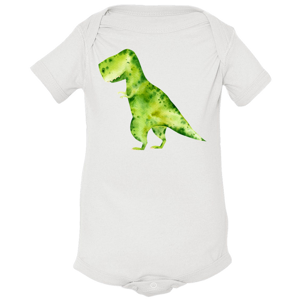 Adorable dinosaur onesie - TRex Tyranosaurus - gift for baby from mom, grandmother, dad, friend, coworker