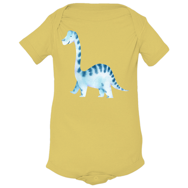 Adorable dinosaur onesie - Allosaurus - gift for baby from mom, grandmother, dad, friend, coworker
