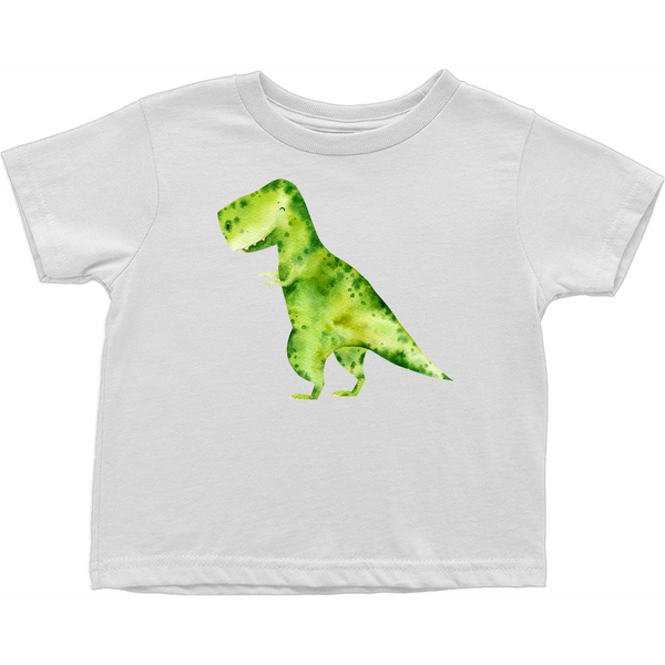 Adorable Dinosaur Toddler T-Shirts (Toddler Sizes) - T Rex Tyranosaurus