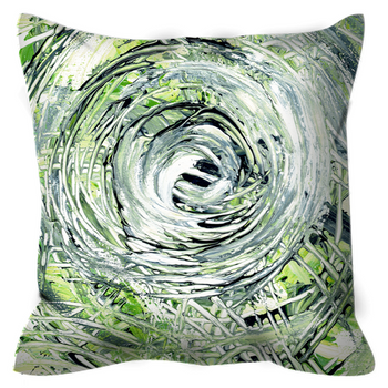 Outdoor Pillows - Rebirth and Regeneration