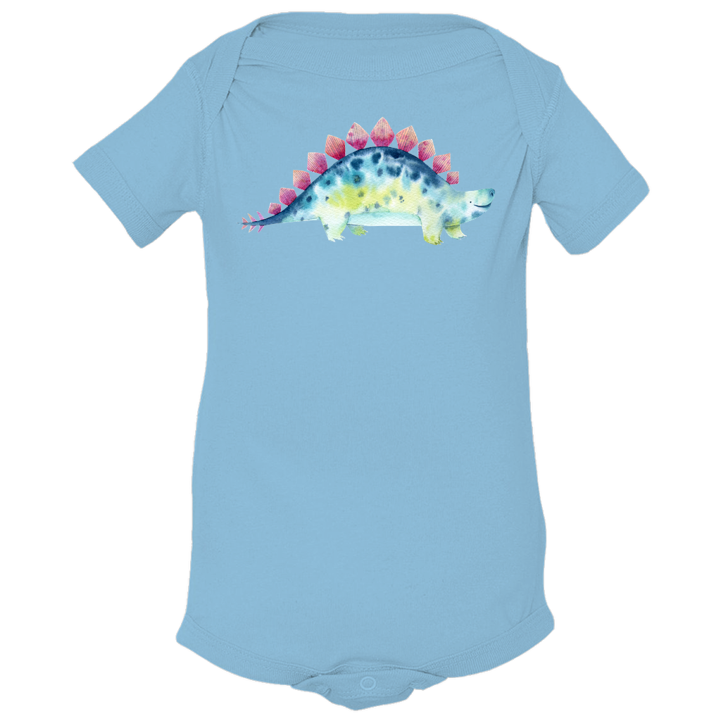 Adorable dinosaur onesie - Stega - gift for baby from mom, grandmother, dad, friend, coworker