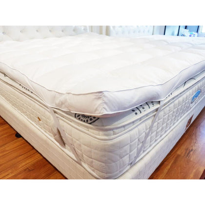 Mattress Topper Microfiber 5cm Thick All Size