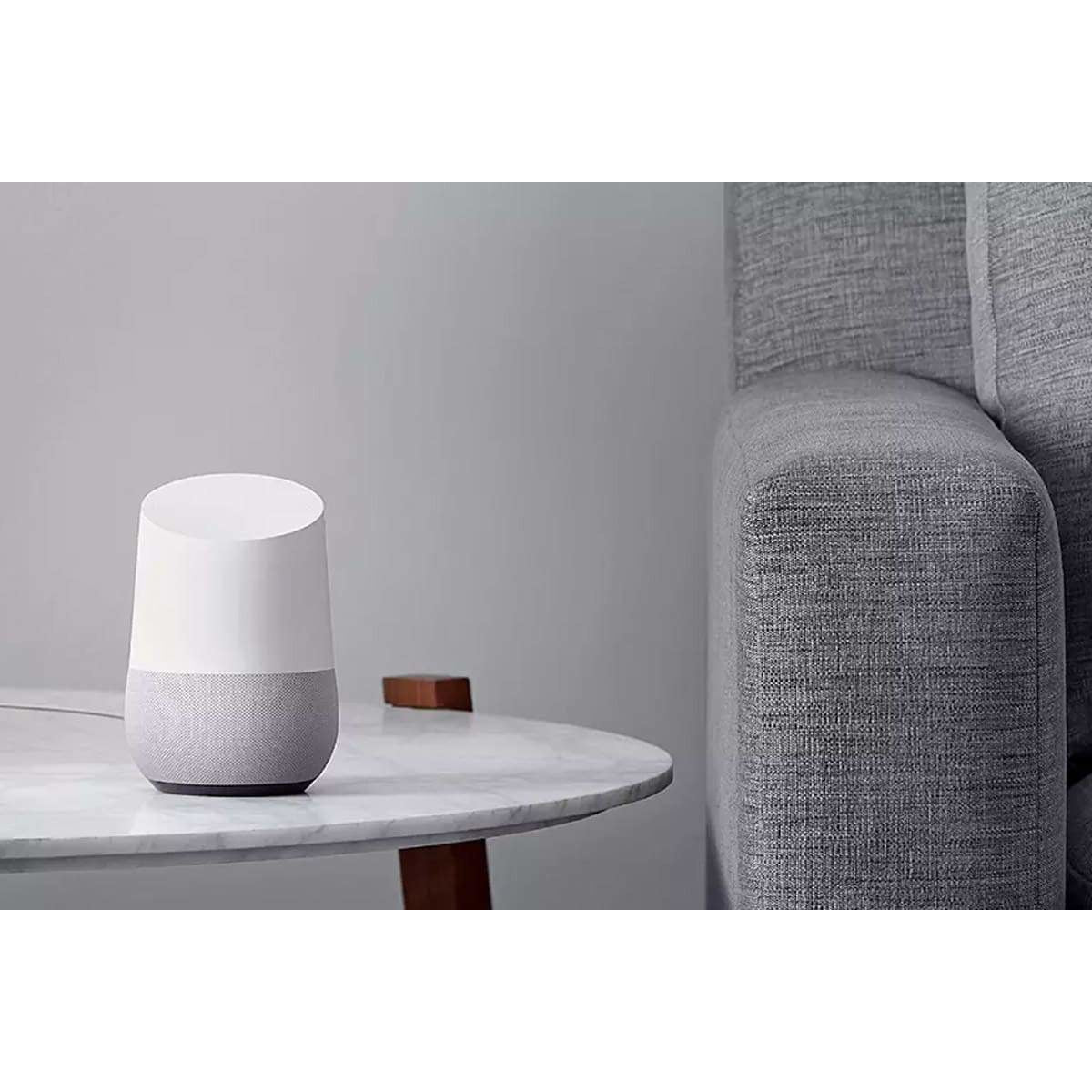 Google Home Smart Assistant White