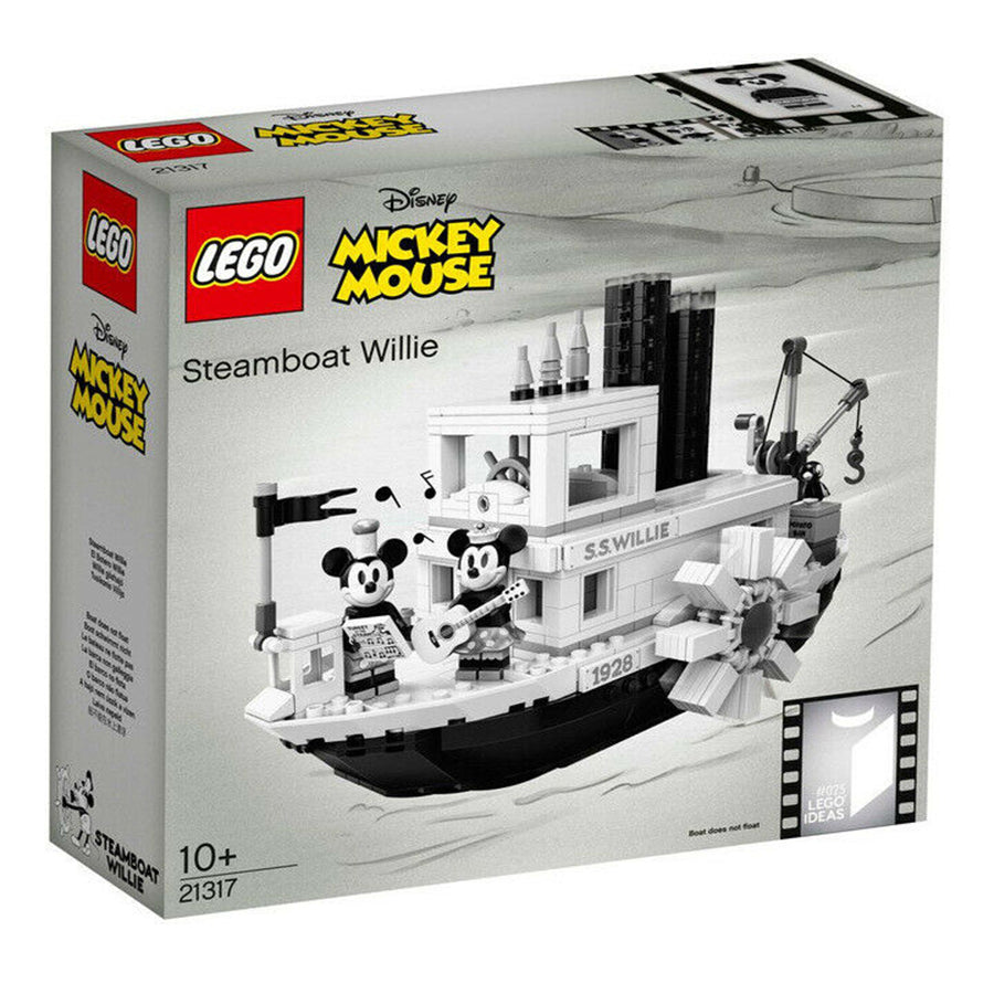 LEGO Ideas Disney Steamboat Willie 21317