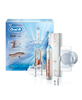Oral-B Genius 9000 Electric Toothbrush with 3 Replacement Heads & Smart Travel Case Rose Gold