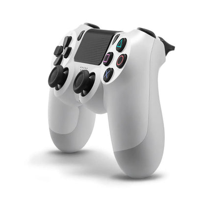 PlayStation 4 DualShock 4 Wireless Controller - White