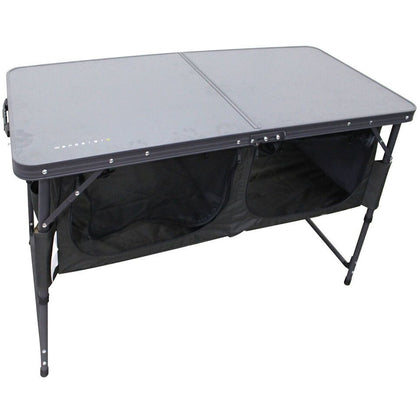 Wanderer Folding Table with Storage