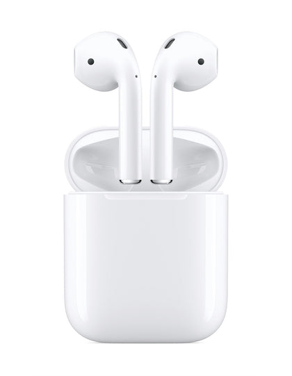 Apple Airpods With Standard Charging Case